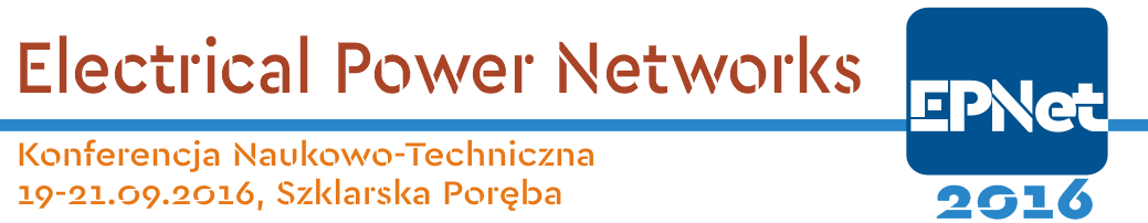 EPNet 2016 - Electrical Power Networks